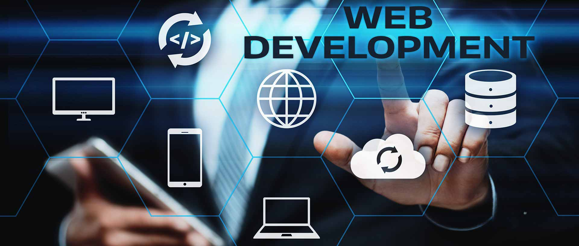 Web Development by TechSquad