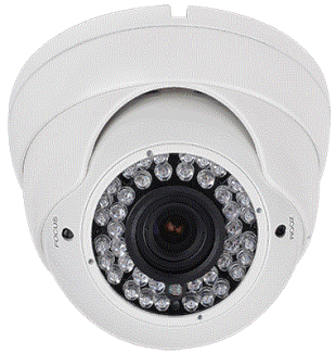 CCTV Varifocal Dome